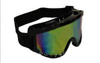 Мотоочки, очки тактические MS-908-1 (пластик, акрил, линзы Хамелеон)