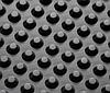 Шиповидная геомембрана Изолит Cottage 0,4мм 1х20м