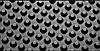 Шиповидная геомембрана Изолит Profi 0,5мм 1х20м