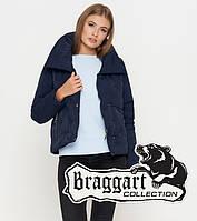 Braggart Youth | Женская осенне-весенняя куртка 25062 синяя