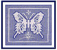 """Вязаный декор """"Бабочка"""" (156-157), фото 1"""