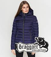 Braggart Youth   Куртка женская осень-весна 25115 синяя