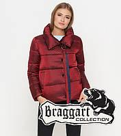 Braggart Youth   Женская осенне-весенняя куртка 25282 красная