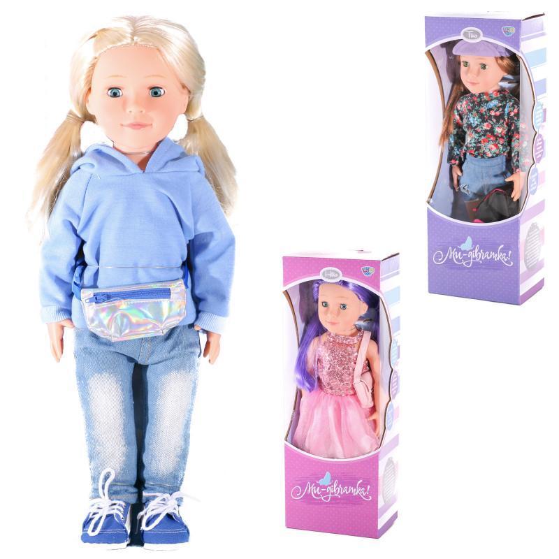 Кукла музыкальная, звук, песня, стих, M3920-22-23UA