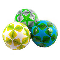 Мяч футбольный 3 цвета (размер 5)