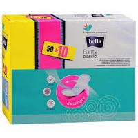Прокладки женские гигиенические ежедневные Bella Panty  50+10 шт. NEW