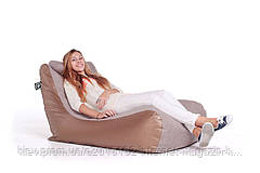 Лежак-диван бескаркасный размер стандарт