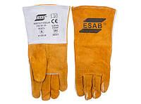 Краги (рукавицы) сварщика Heavy Duty Regular ESAB