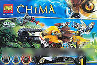 """Конструктор Chima 422PCS """"Королевский истребитель"""""""