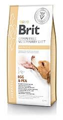 Сухой корм для собак Brit Veterinary Diet Dog Hepatic беззерновой, при печеночной недостаточности 12кг