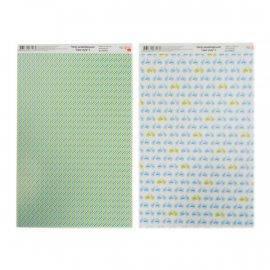 """Бумага для дизайна """"Rosa Talent"""" А4 250г/м2 5310045 """"Color style-5"""""""