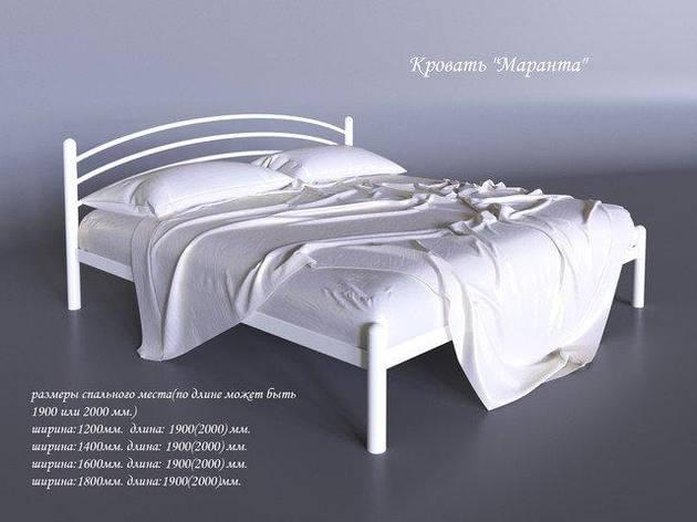 """Кровать Tenero """"Маранта"""" 120x200, фото 2"""