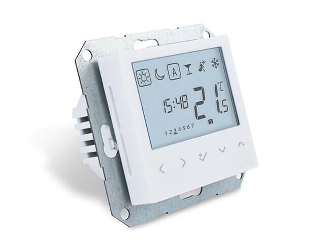 Электронный термостат Salus BTRP230 встраиваемый
