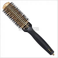 OLIVIA GARDEN БРАШИНГ C+I BLACK&GOLD THERMAL BRUSH ДИАМЕТР 35 ММ