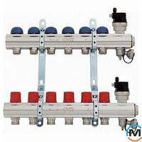 Коллектор Fiv для отопления  10 вых.