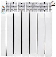 Электрорадиатор Premium на 6 секций, Sun Wind