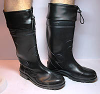 Резиновые сапоги (мужские) ПВХ