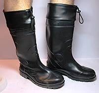 Резиновые сапоги (мужские) ПВХ, фото 1
