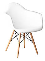 Кресло Прайз пластик белый (DOMINI TM)