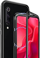 Алюминиевый бампер Xiaomi Mi 9 (магнитная накладка стекло) (Сяоми Ксиаоми Ми 9)