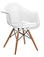 Кресло Прайз пластик прозрачный (DOMINI TM)