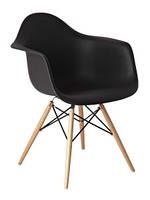 Кресло Прайз пластик черный (DOMINI TM)