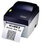 Принтер этикеток GODEX DT 4 Plus (термо 104мм)