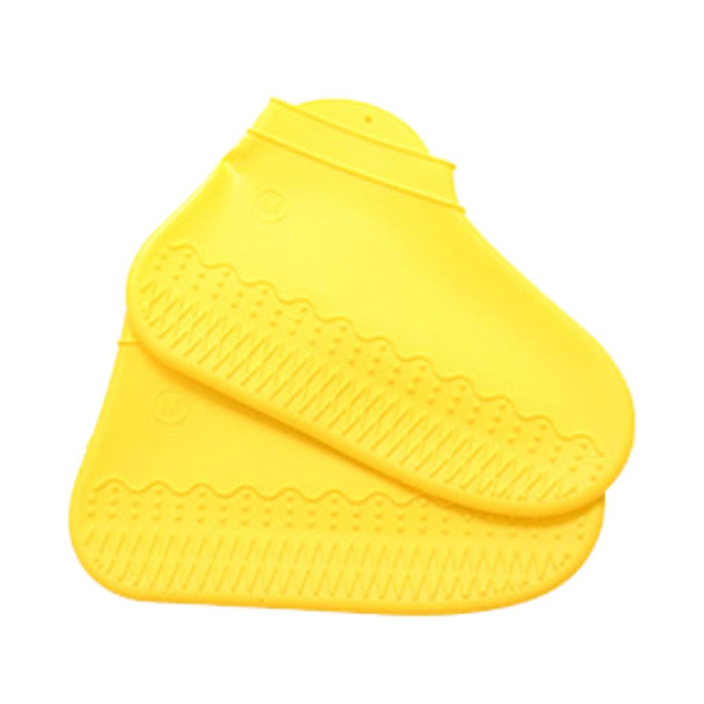 Чехлы на обувь от дождя и грязи M | Прозрачный непромокаемый чехол для защиты обуви