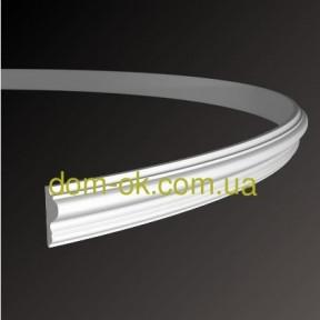 Полиуретановый молдинг Европласт 1.51.301 ППУ гибкий