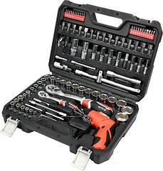 Набір інструментів YATO з акумуляторної викруткою (YT-12685) 100 предметів