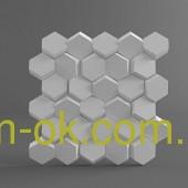 "3D панели гипсовые ""Alvarium"""