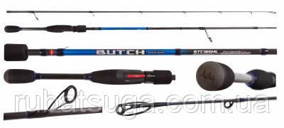 Спиннинг Aiko Butch BTC175L, 175 см, 2-16 г, 6-14lb, 85 г