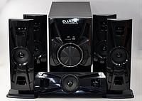Акустическая система комплект 5.1 Djack DJ-405 100W (USB/FM-радио/Bluetooth) (80 Вт)