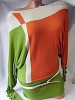 Женские свитера оптом купить(разные цвета)