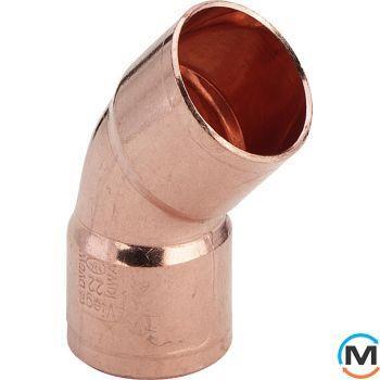 Колено Ø54 (медное) 2 муфти 45° -112196 Viega GmbH 95041