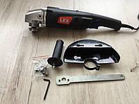✔️  Болгарка (угловая шлифмашина) LEX AG282   | 2000Вт, 180 круг   + ПОДАРОК