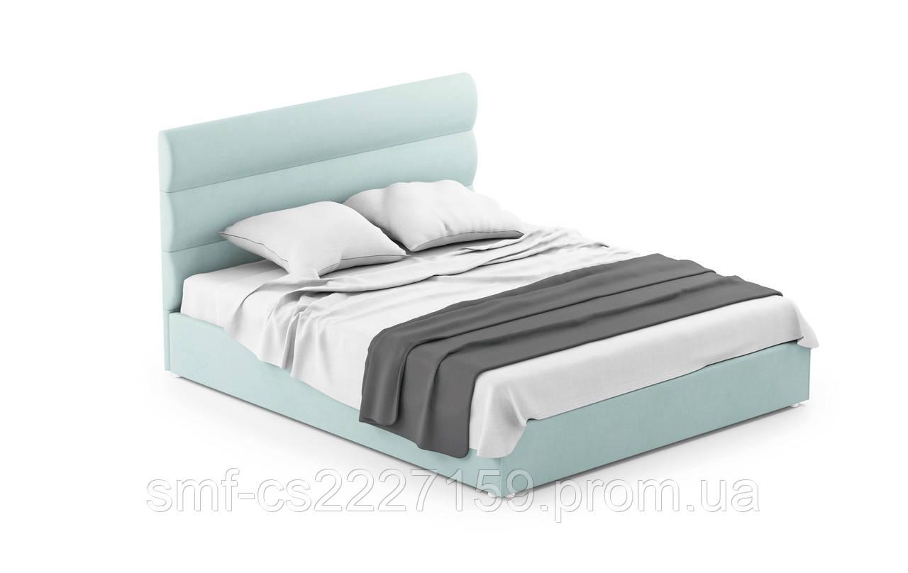 М'яке ліжко Рідель Двоспальне