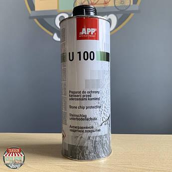 Антигравийное покрытие APP U100 UBS, 1 литр