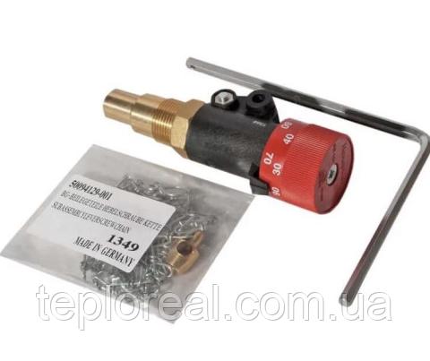 Регулятор тяги для котла Honeywell FR124-3/4A (Германия)