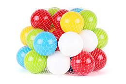 Набор шариков для сухих бассейнов, Технок, 5538