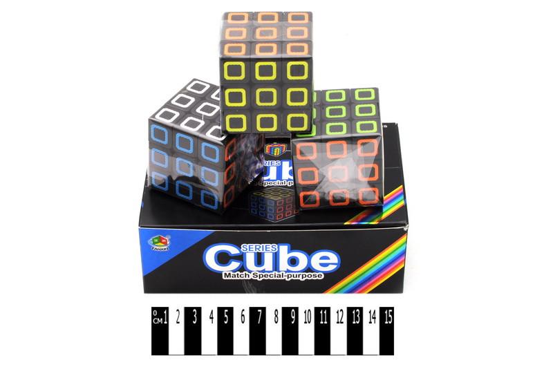 Кубик-рубик, 6 видов, FX7830(752647)