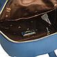 Женский Рюкзак Сумка Маленький Мини Стильный Weichen (961-7) Искусственная Кожа Голубой, фото 5