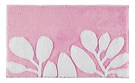 Розовый коврик для ванной 60х100 Confetti Limra Pink CB38