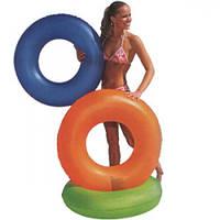 Круг надувной для плавания 76 см 36024b