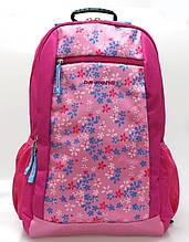 Рюкзак ортопедический Dr Kong Z 247, размер L 46x30x15, розовый