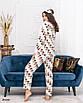 Пижама, мягкая, плюшевая  42.44,46,48,50, фото 3