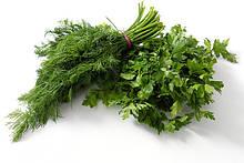 Зелень,салат