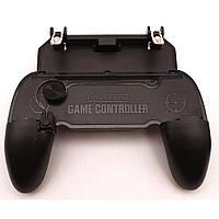 Геймпад, контроллер Lesko W11+ с триггерами для PUBG, Black.