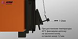 Регулятор тяги для котла ICMA art147 (Италия), фото 8