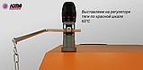Регулятор тяги для котла ICMA art147 (Италия), фото 9